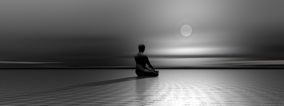Meditation by night